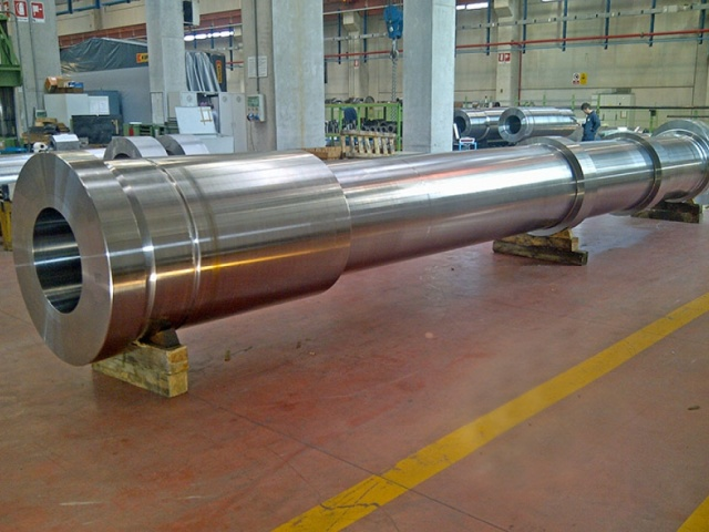 VESSEL FOR AUTOCLAVE REACTOR